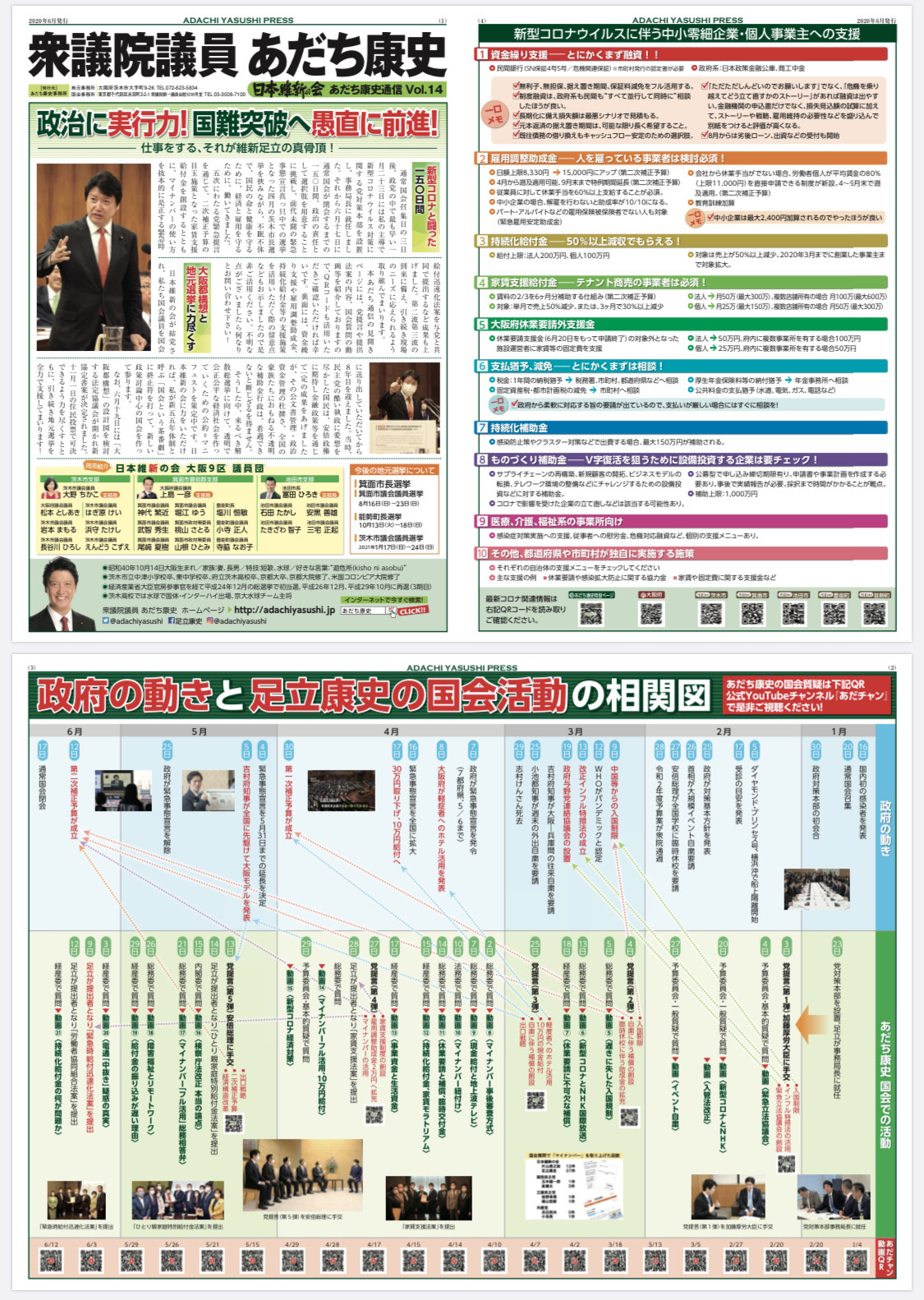 あだち康史通信_vol.14